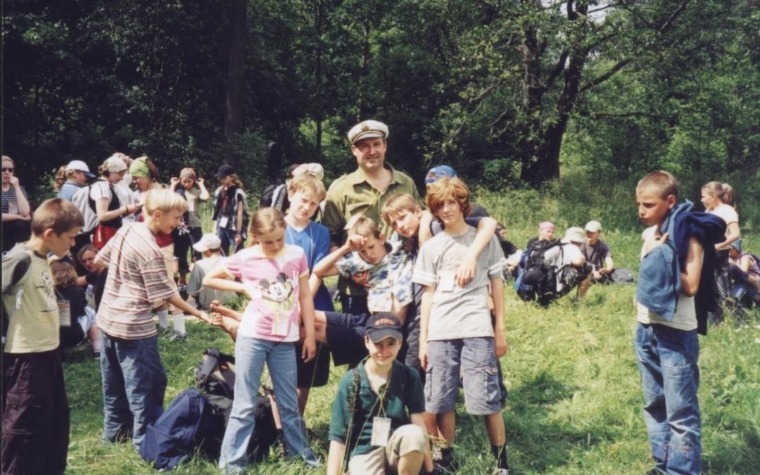 2004 turnus 1 – życie obozowe