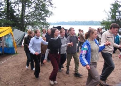 2004 turnus 2 – życie obozowe