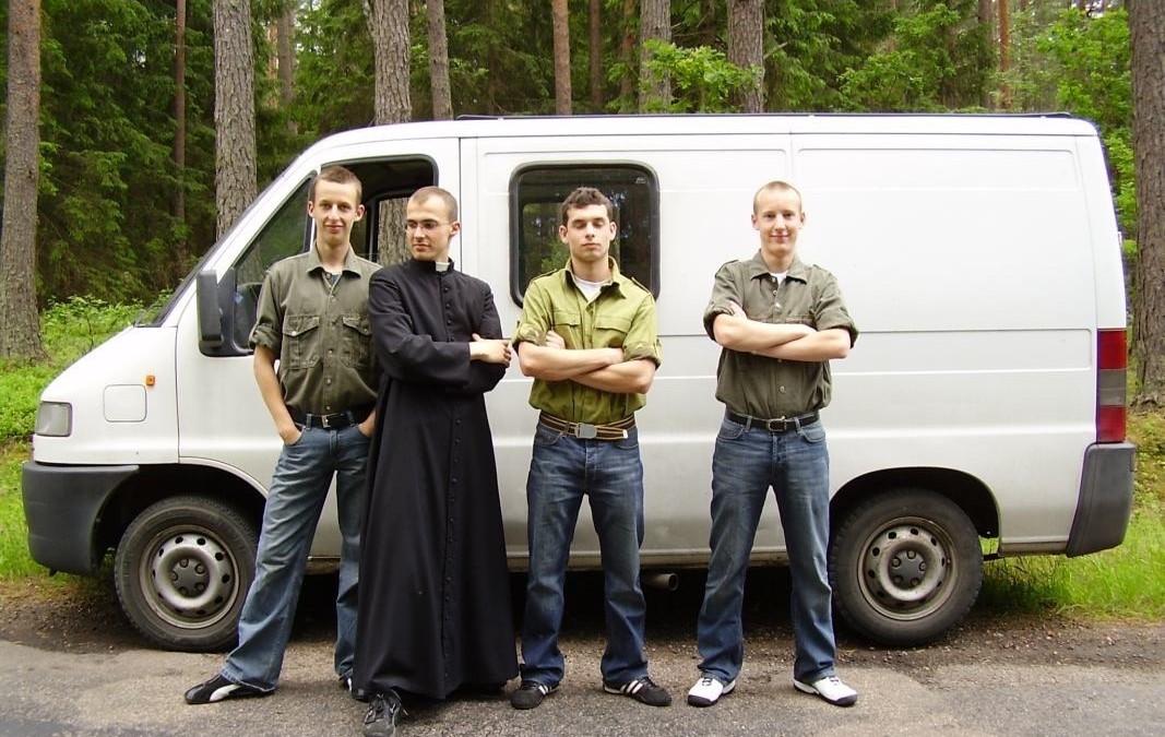 2005 turnus 1. Służby