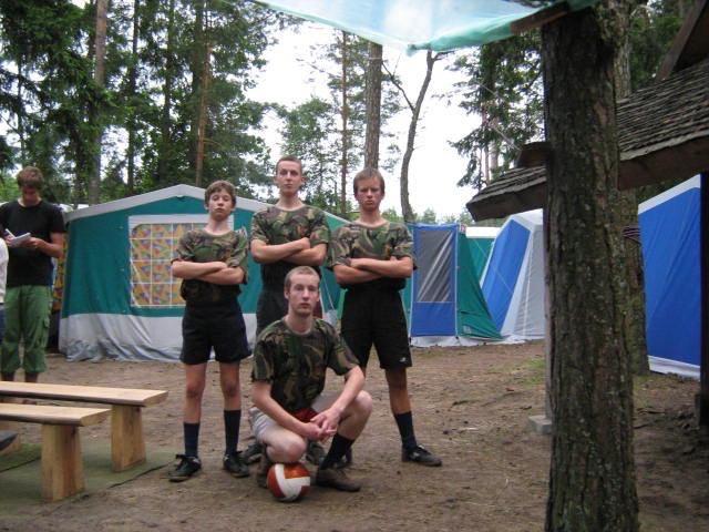 2008 turnus 1. Służby