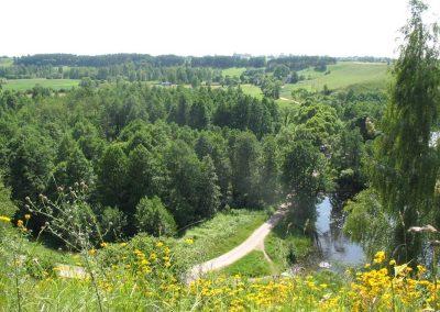 Mikaszówka – przyroda