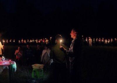 2014 turnus 2. Życie obozowe